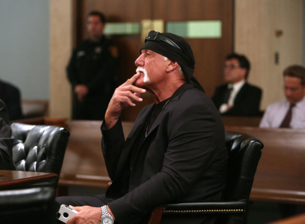 Hulk Hogan vs. Gawker