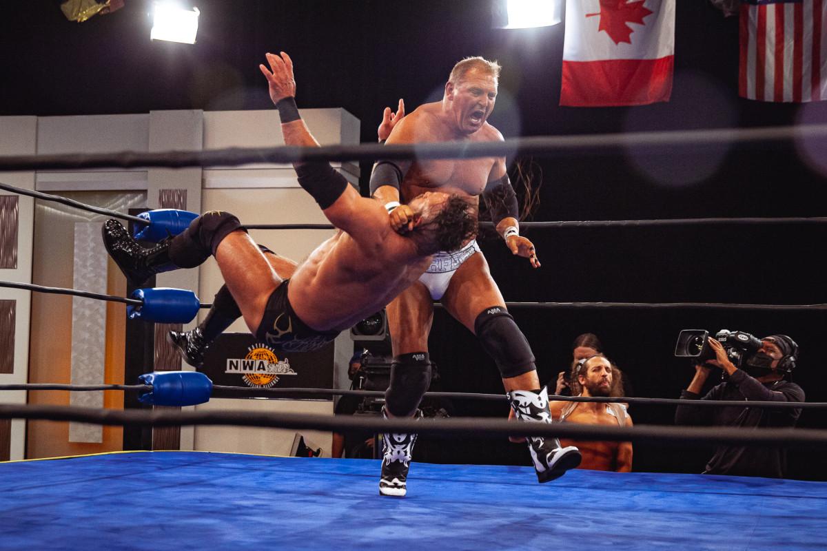NWA Power Episode 26: Team Aldis vs. Team Murdoch