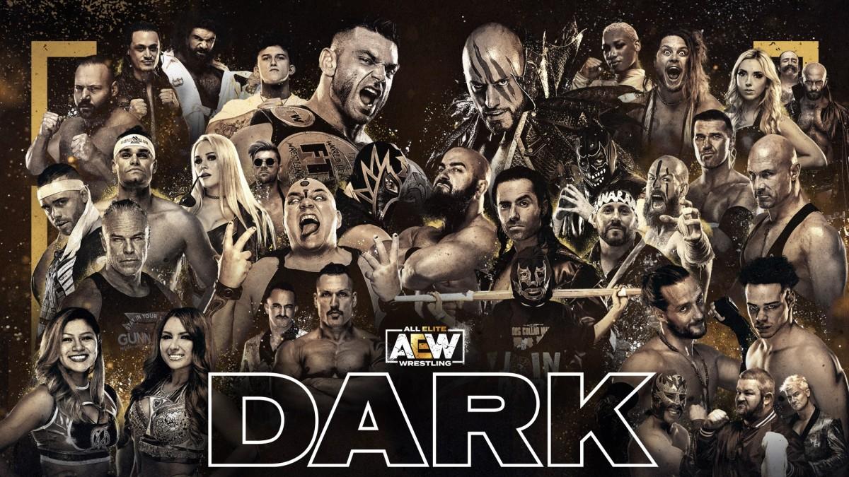 AEW Dark 03.23.2021