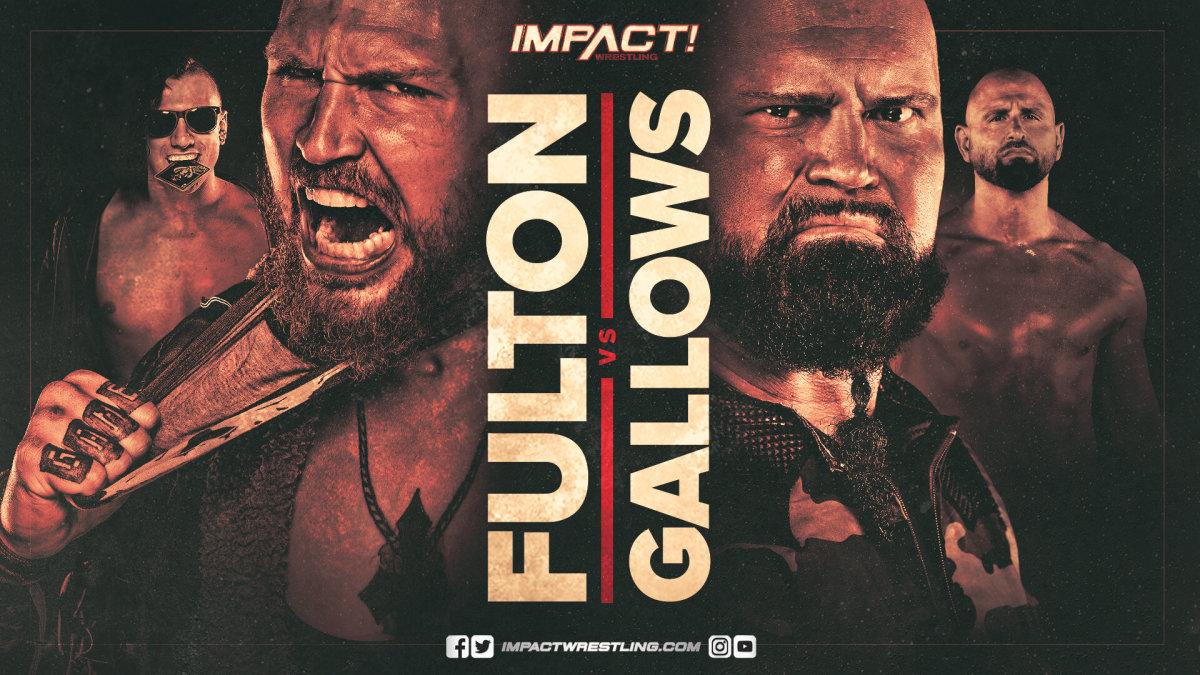 Impact Wrestling results: Fulton vs Gallows