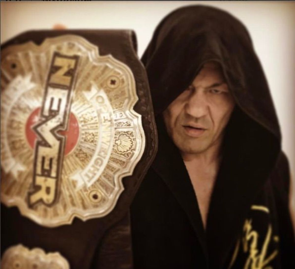 Minoru Suzuki Never Openweight