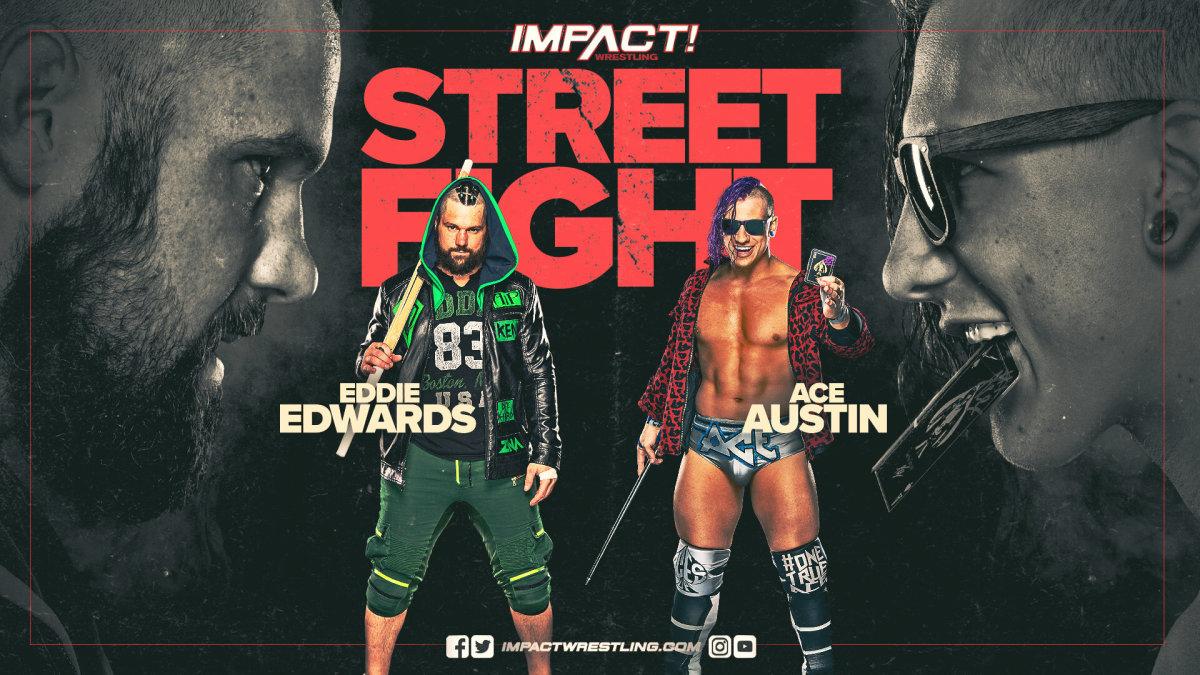 Impact Wrestling results: Eddie Edwards vs Ace Austin