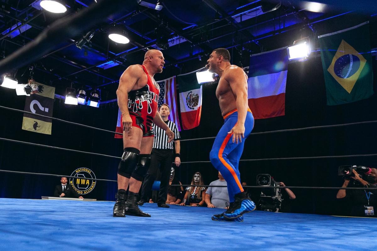 NWA Power Episode 37: Dane vs. Boogie