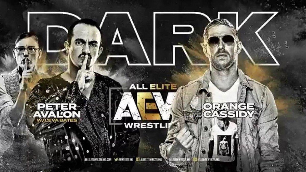 AEW Dark: Avalon vs. Cassidy