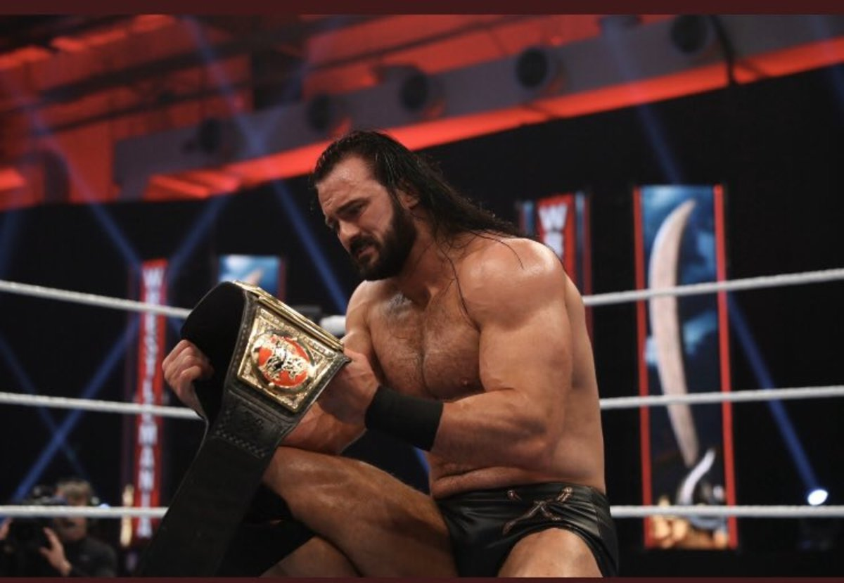 McIntyre title win