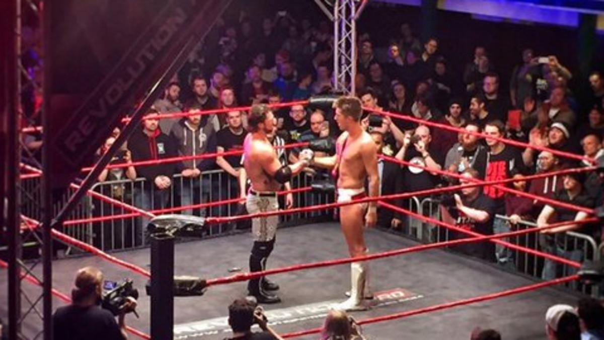 AJ Styles UK