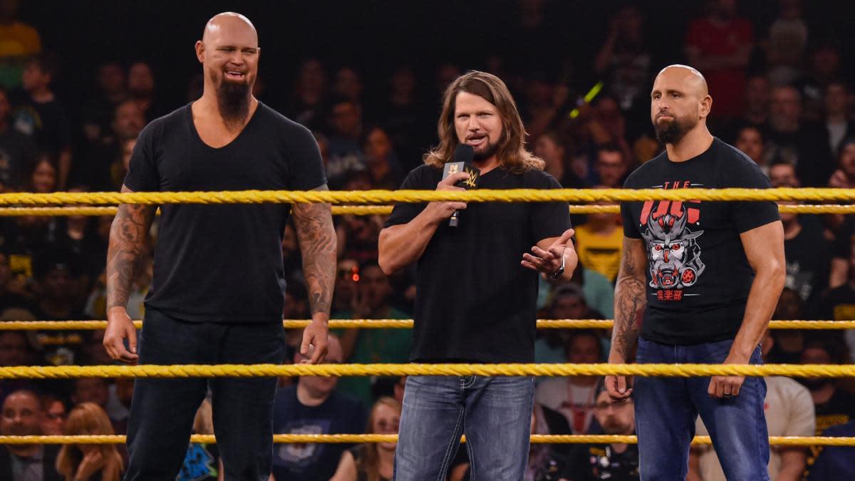 Resultado de imagen para AJ styles NXT