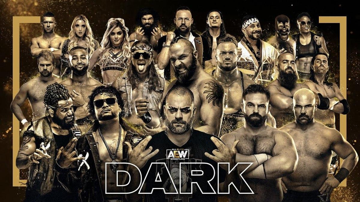 AEW Dark 21-Sep-2021