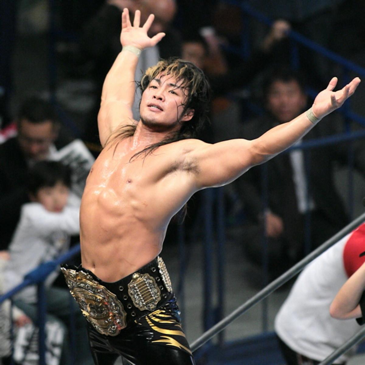 Minoru Suzuki Vs Cody Rhodes