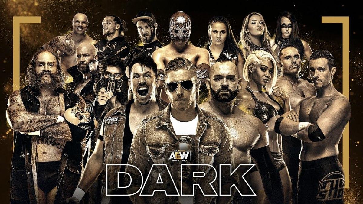 AEW Dark 14-Sept-2021
