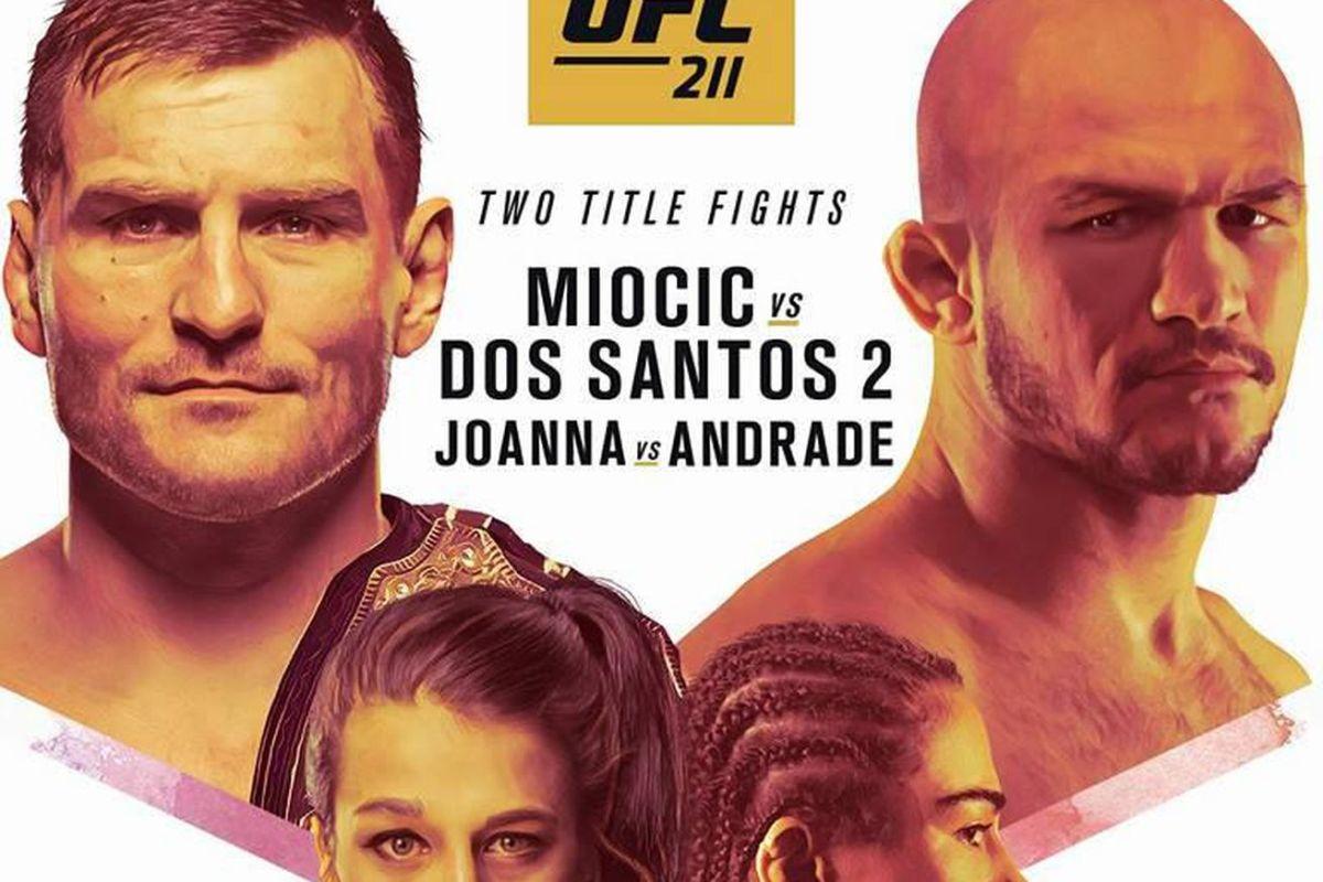 UFC 211 Observer Panel Picks: ...