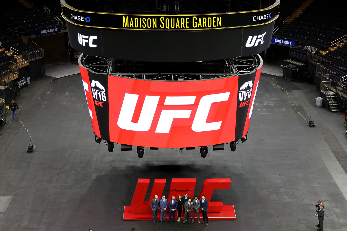 UFC - MSG