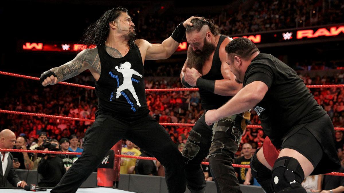 Last Man Standing Match Set for RAW Tomorrow