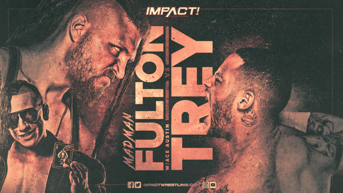 Fulton vs. Trey title card
