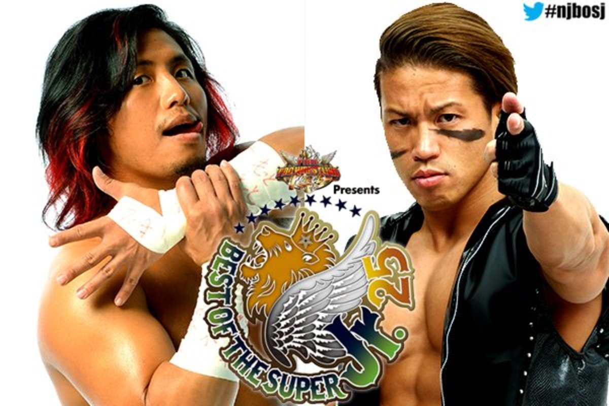 Risultati immagini per NJPW best of super juniors 2018 finals