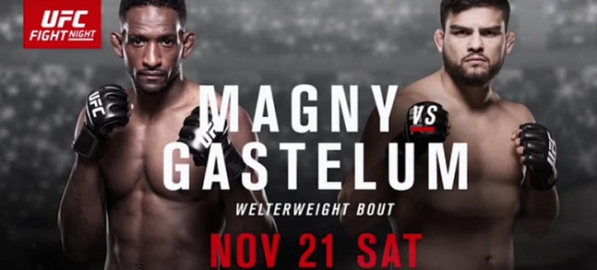UFC Fight Night Mexico