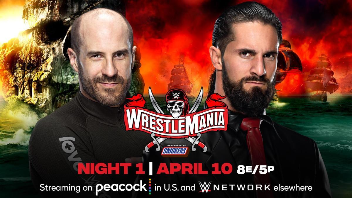 Three Matches Added To Wwe Wrestlemania 37