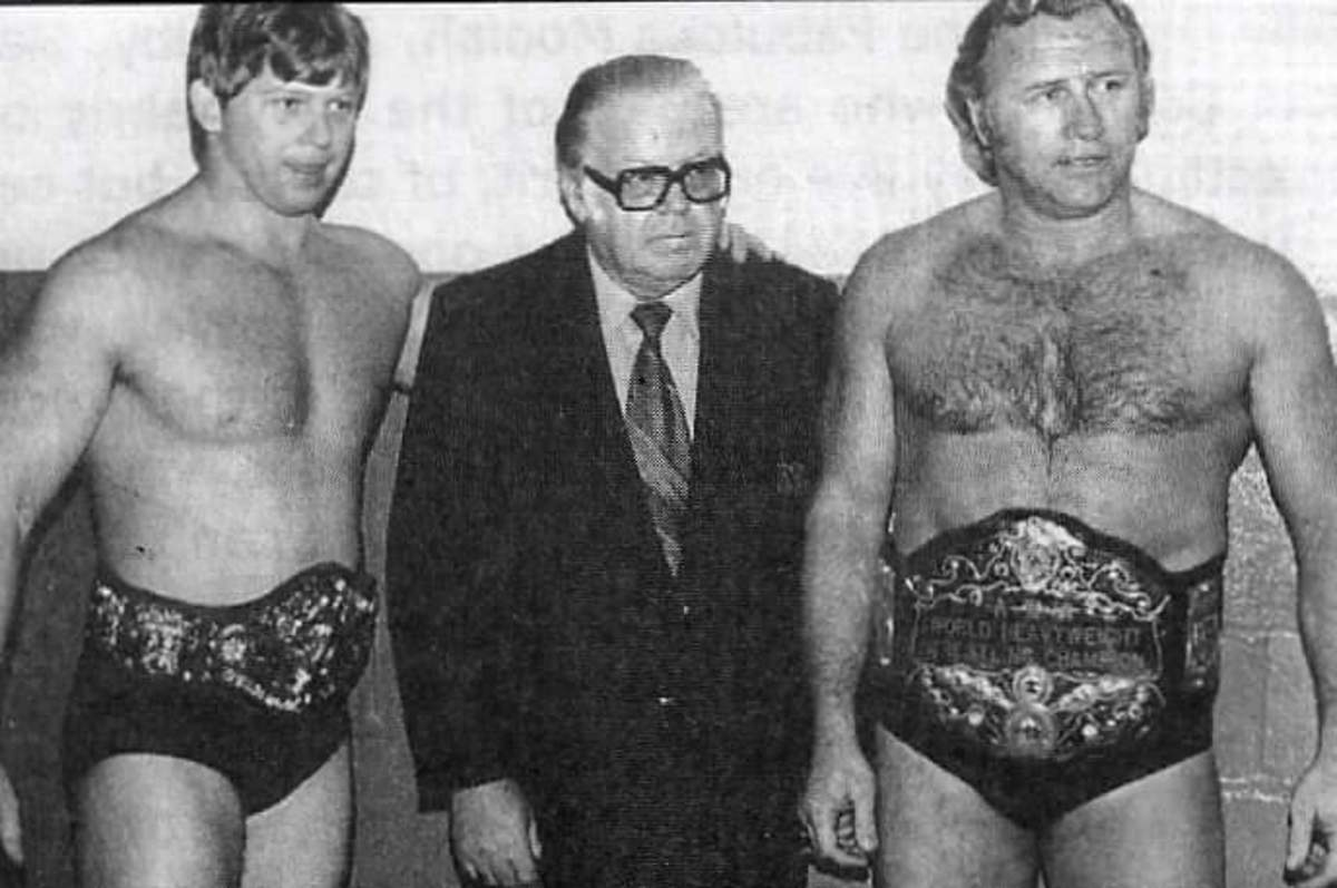 Daily Pro Wrestling History (03/25): WWWF Champion Backlund vs. AWA Champion Bockwinkel