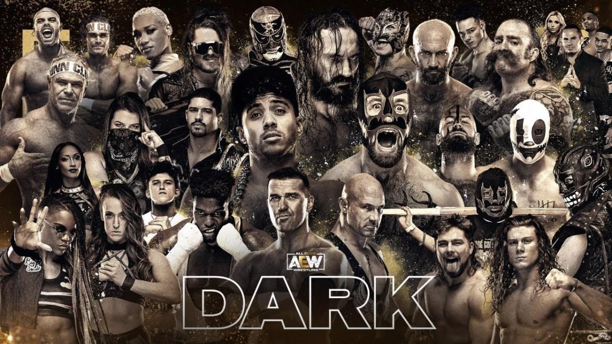 AEW Dark 20.04.2021