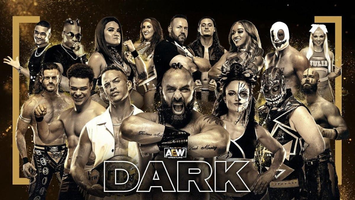 AEW Dark 28-Sep-2021