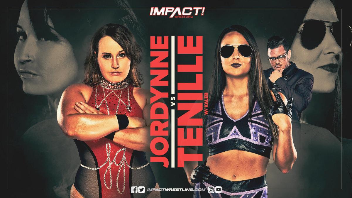 Impact Wrestling results: Jordynne Grace vs Tenille Dashwood