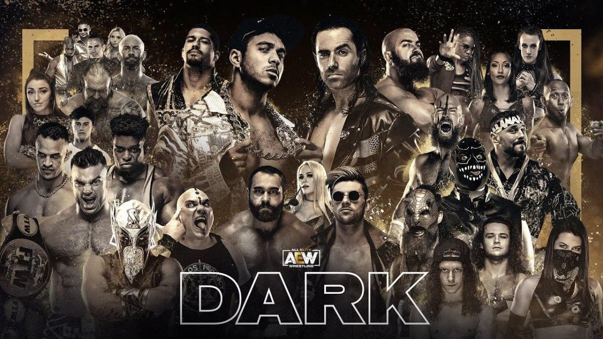 AEW Dark 30.03.2021