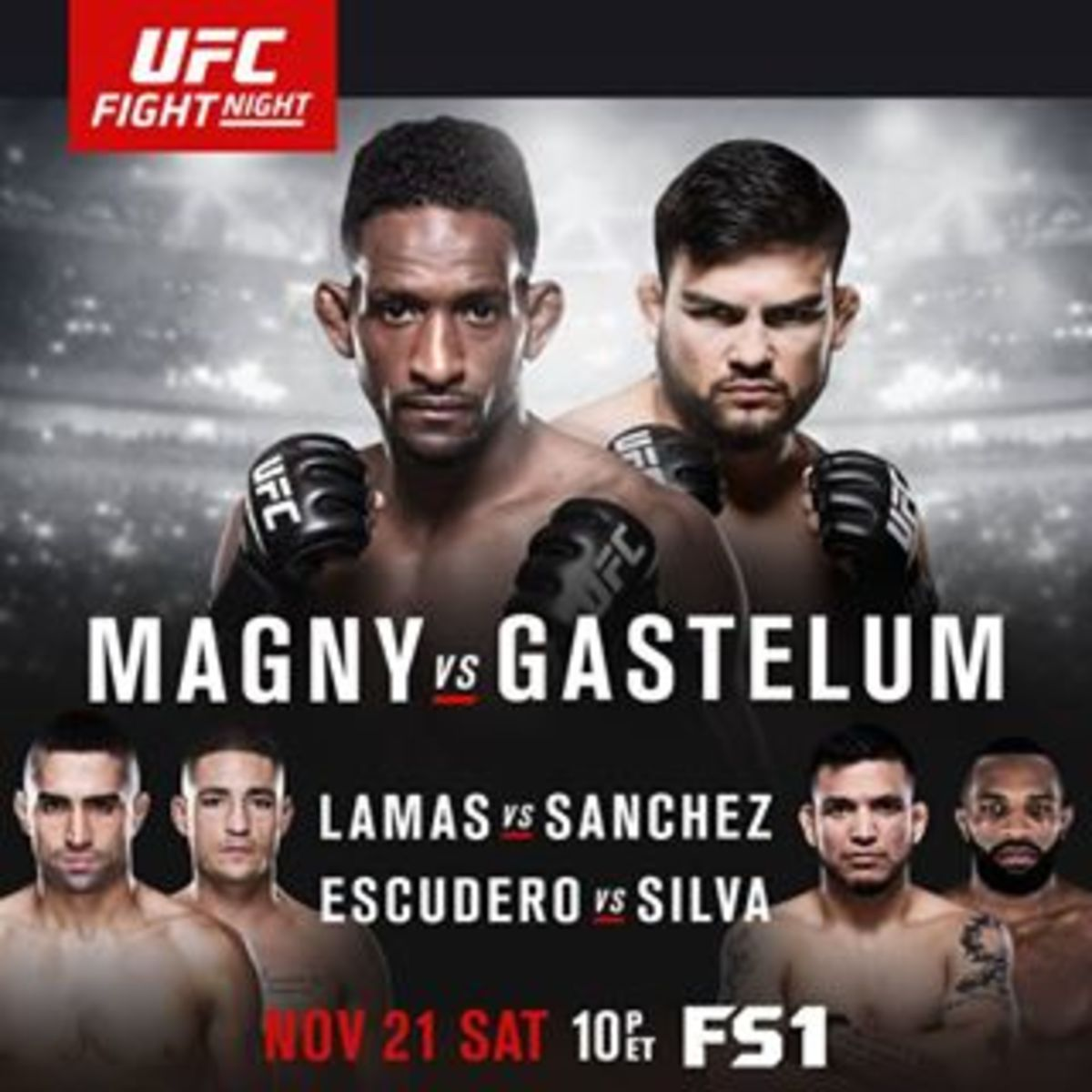 The UFC Fight Night 78 weigh-ins were held today in Monterrey.