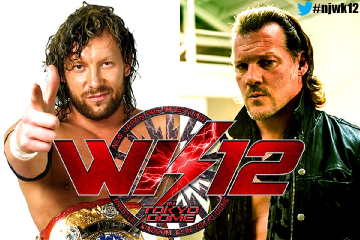 NJPW Wrestle Kingdom 12 live results: Okada-Naito, Omega-Jericho
