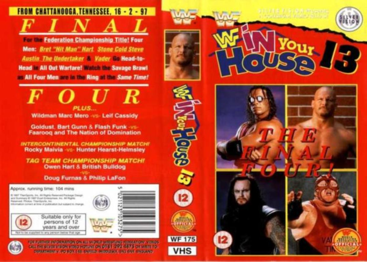 Daily Pro Wrestling History 02 16 Bret Hart Wins Wwf