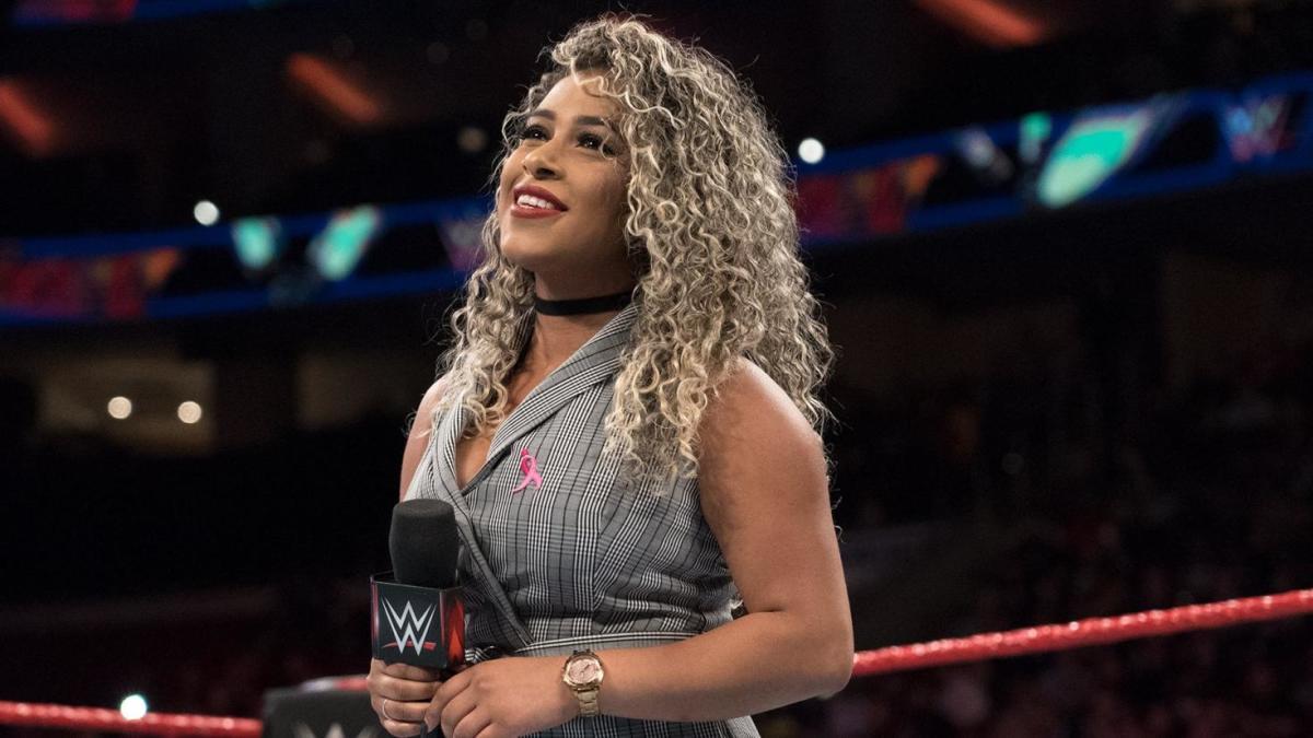 JoJo WWE