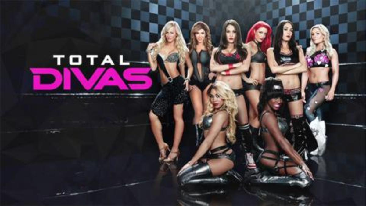 Cast of Season 5 of Total Divas
