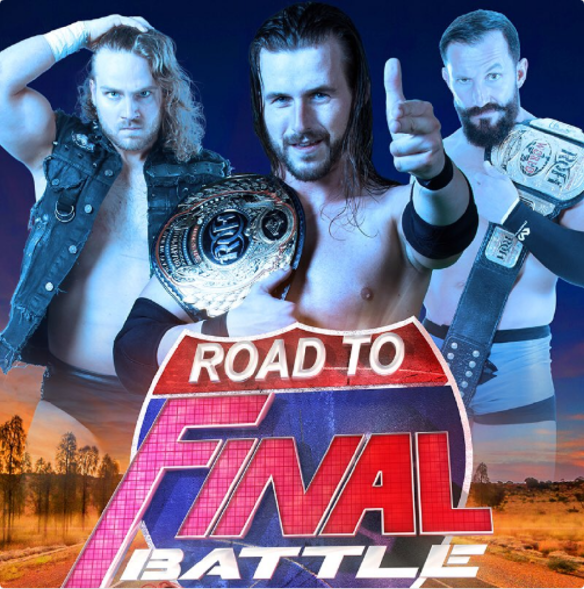 Road to Final Battle