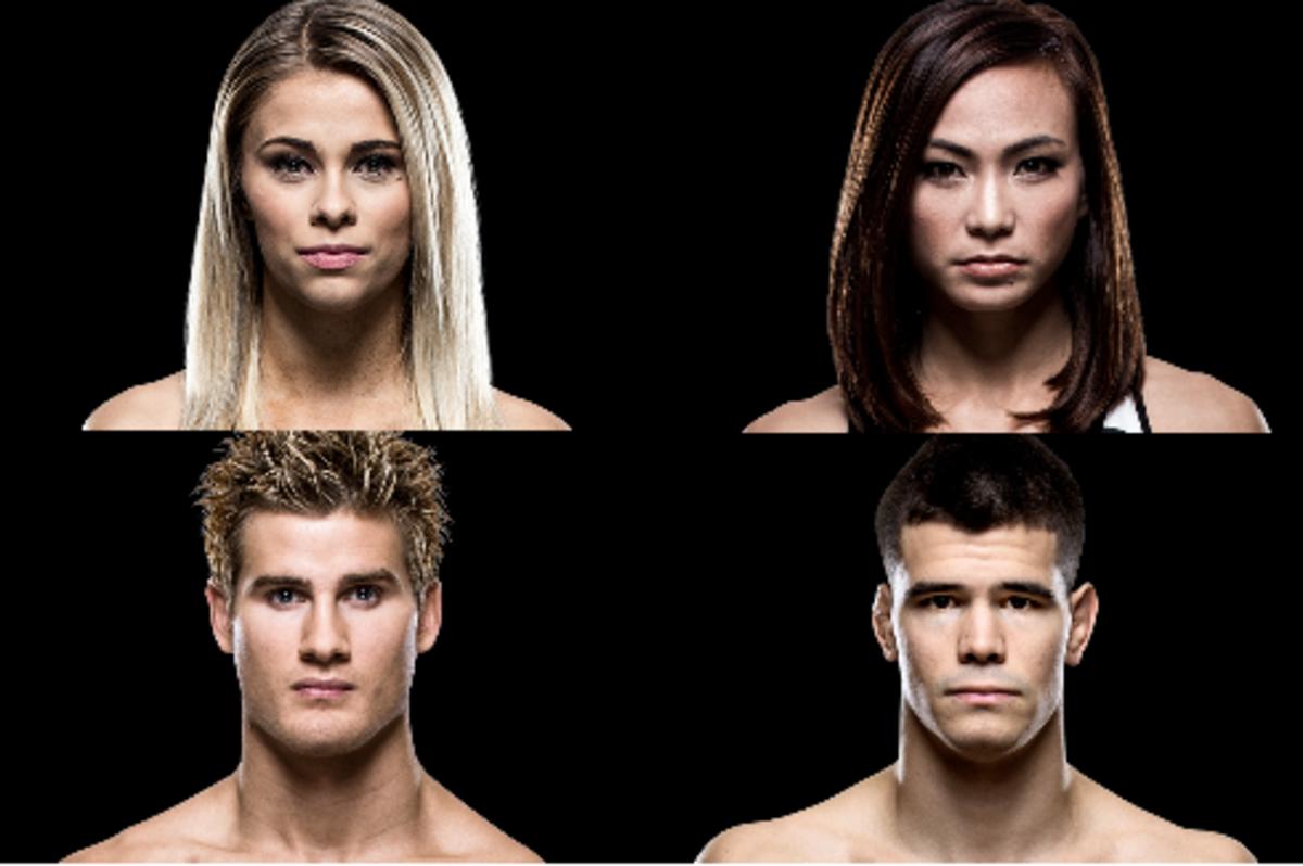 UFC On Fox 22 panel picks: PVZ vs  Karate Hottie