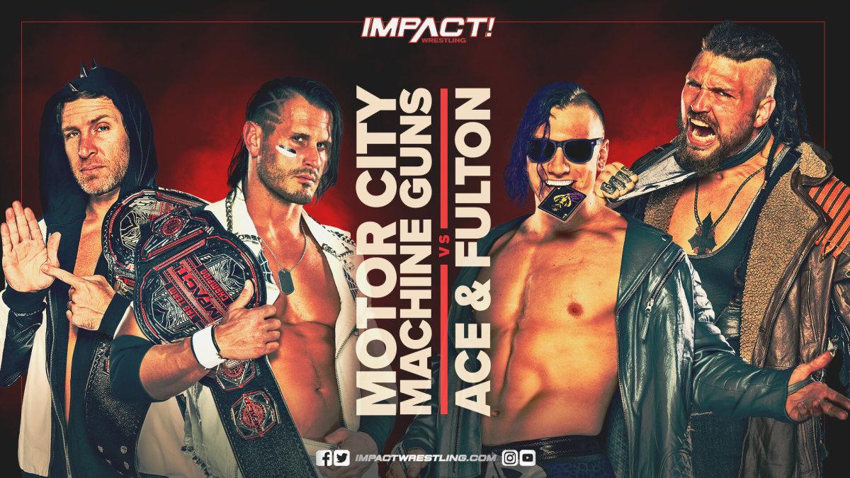 Impact Wrestling results: MCMG vs Ace & Fulton
