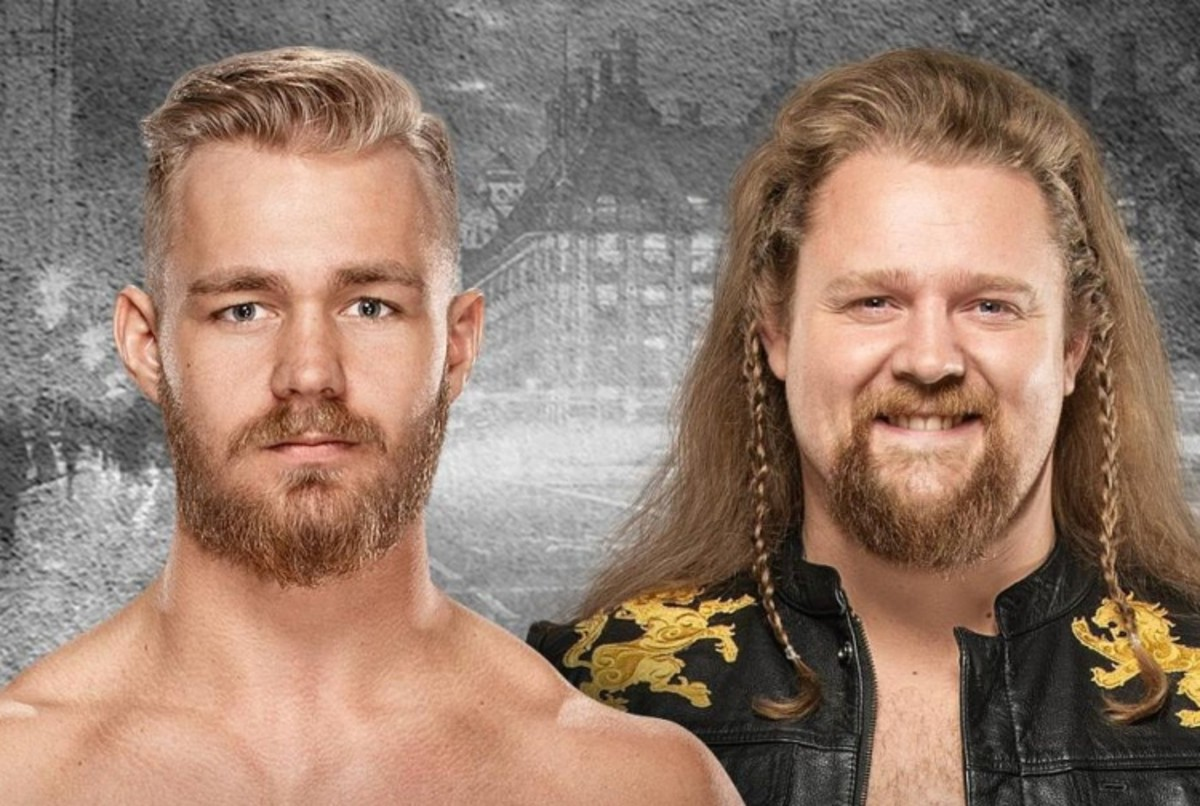 715e9a170cfe WWE NXT UK results  Tyler Bate vs. Wolfgang