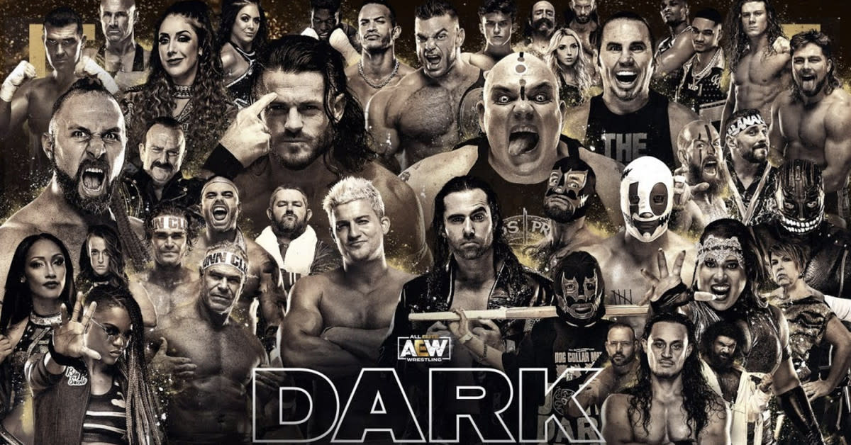 AEW Dark 4/13