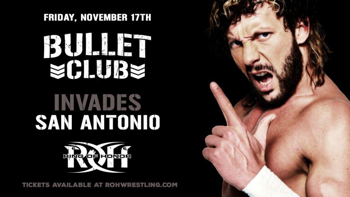 Ring Of Honor Tickets San Antonio