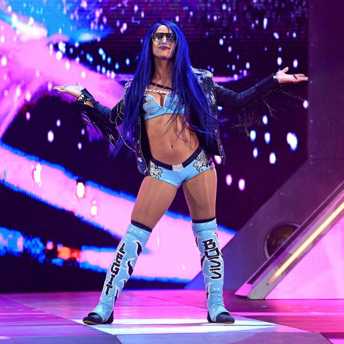 Sasha Banks Advertised To Return On This Week's WWE Smackdown 2