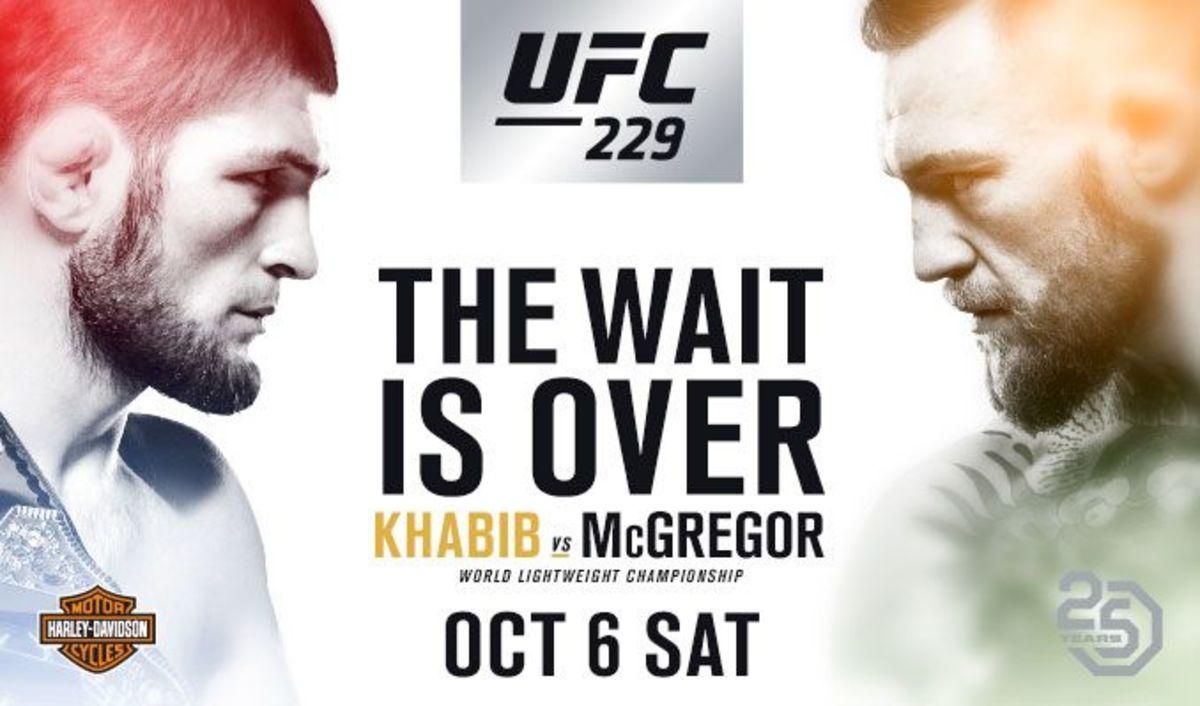 Khabib vs. Conor