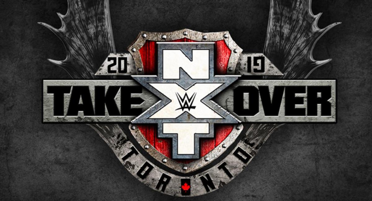 NXT Takeover Toronto Logo