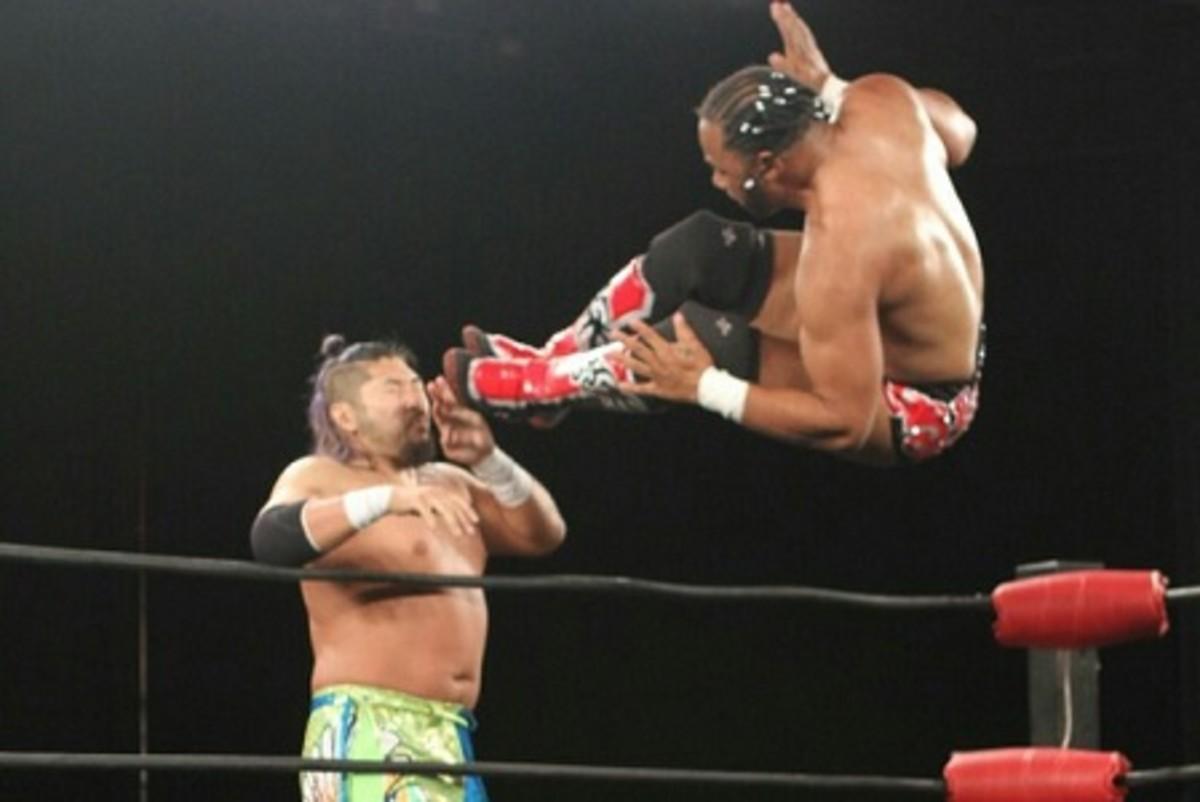 Jay Lethal vs. Watanabe