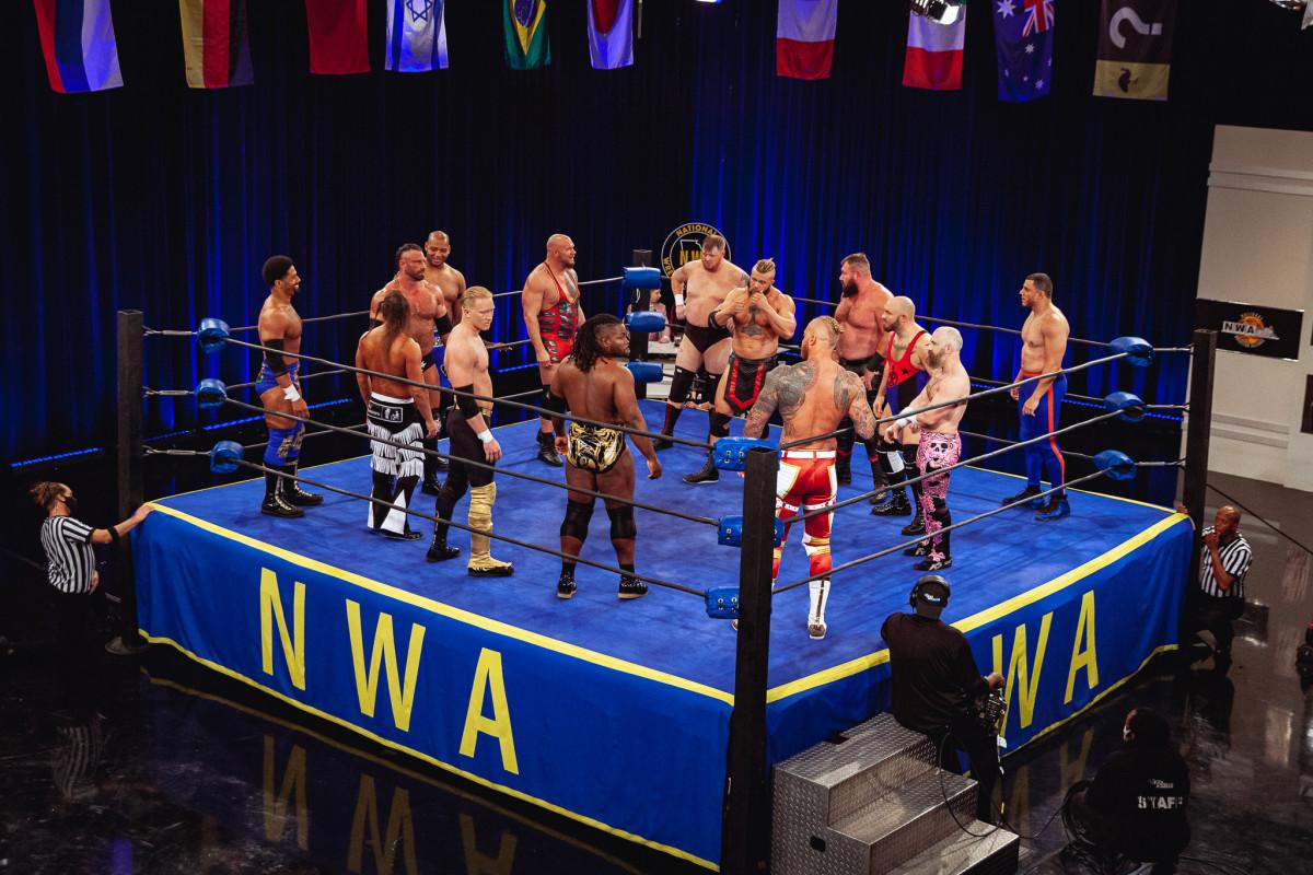 NWA Power Episode 29: #1 Contender Battle Royal