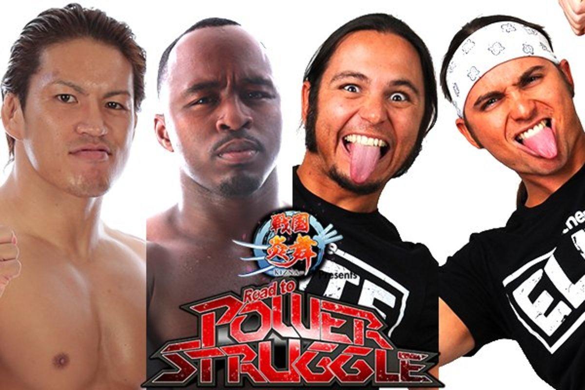 NJPW Road to Power Struggle re...