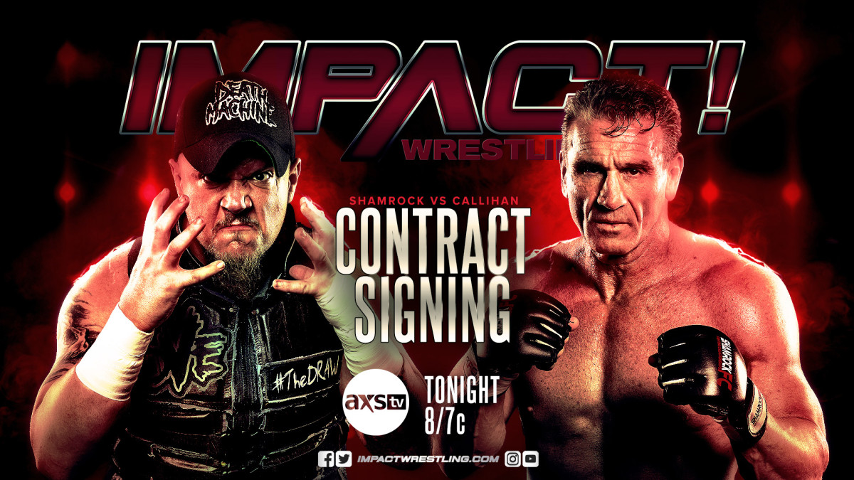 Impact Wrestling results: Rebellion Go-Home Show