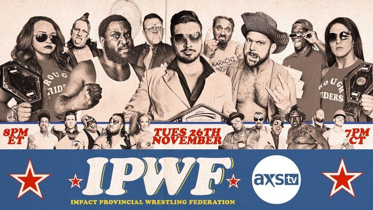 Impact Wrestling results: Throwback Throwdown