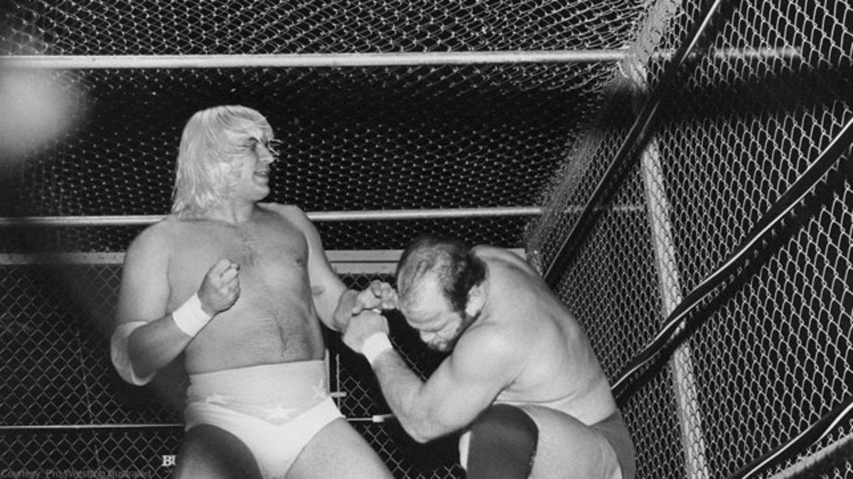 Tommy Rich vs. Buzz Sawyer