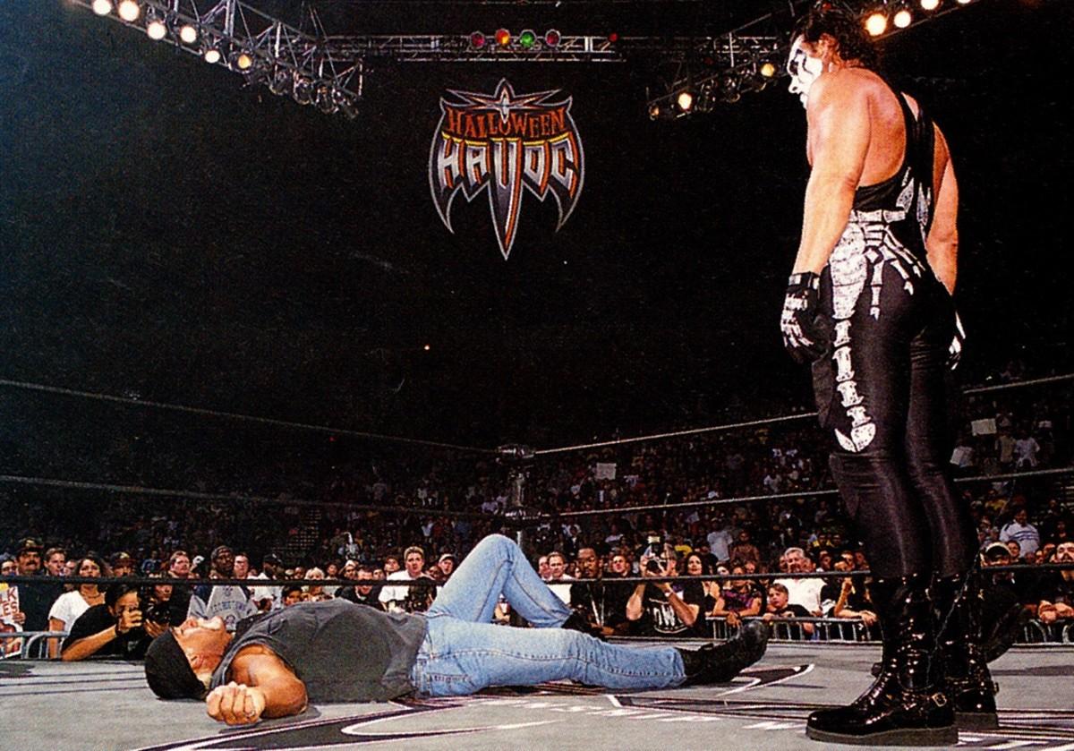 Daily Pro Wrestling History (10/24): WCW Halloween Havoc 1999