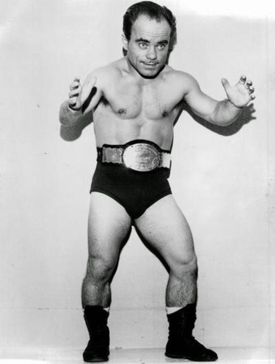 eric the midget in the wrestler