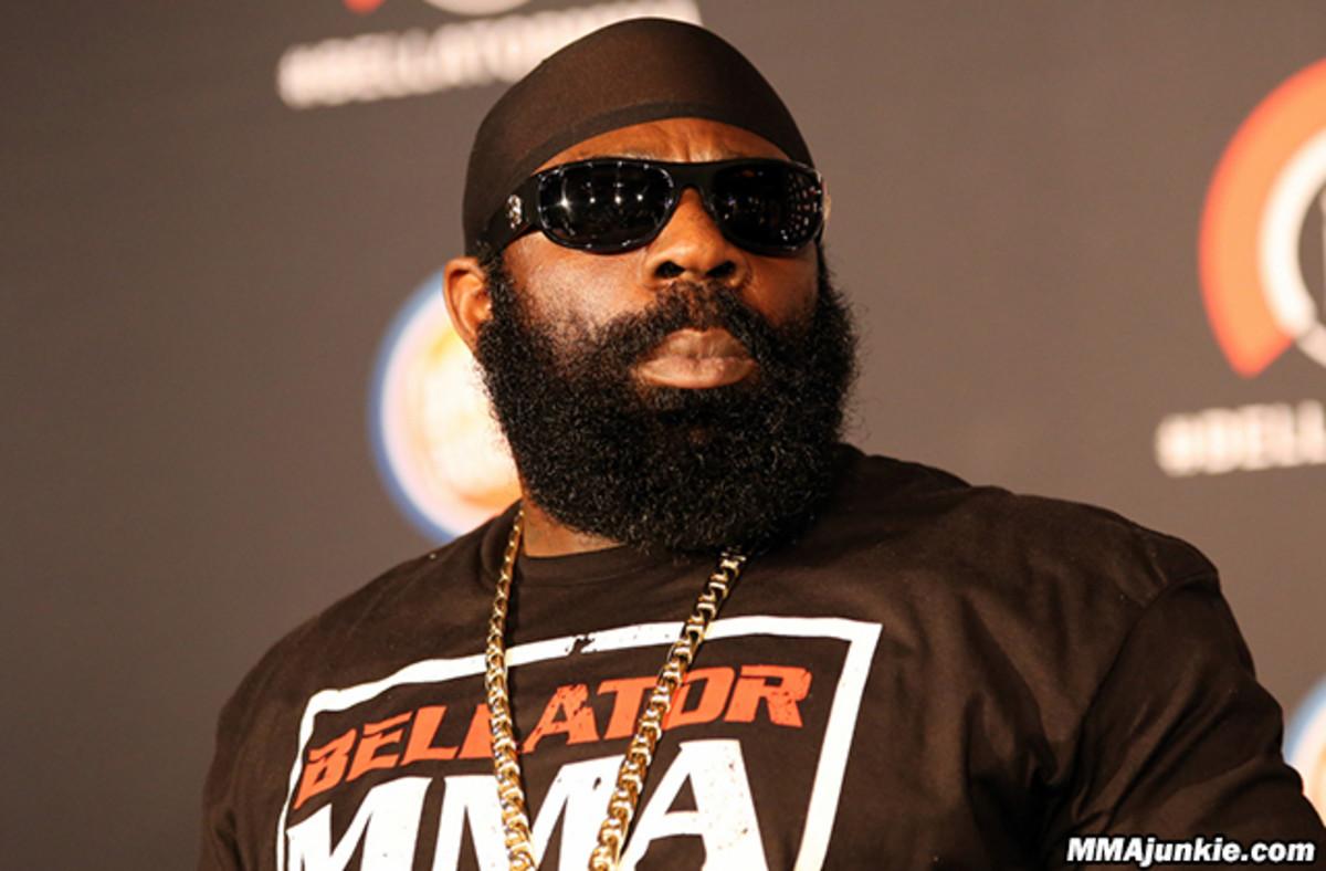 Kimbo Slice   Bellator MMA