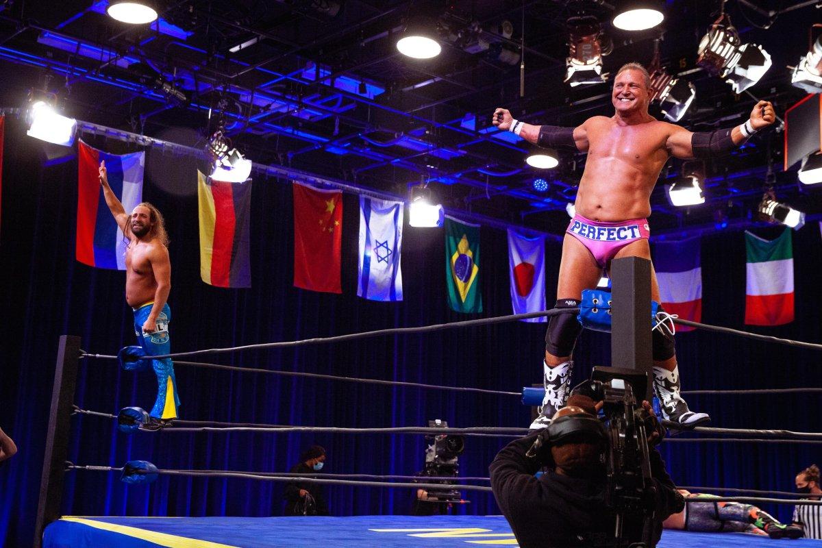 NWA Power Surge Episode 3: Tim Storm & Sal Rinauro vs. Hawx Aerie
